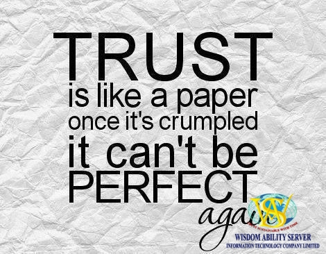 The Importance Of Trust In Business